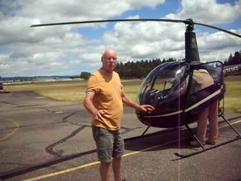 Robert Mason (writer) Bob Mason first helicopter ride June 25 2010 014avi YouTube
