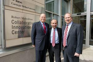 Robert Mehrabian Mehrabians Legacy Honored
