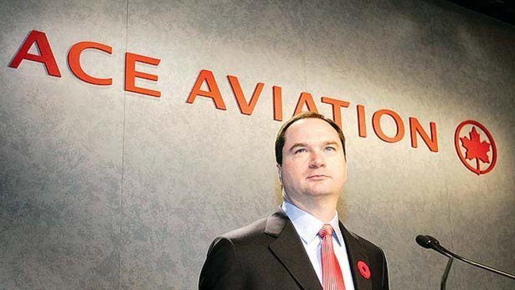 Robert Milton Robert Miltons legacy up in the air Toronto Star
