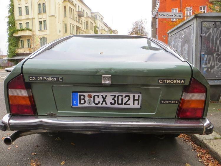 Robert Opron The Citreon CX 197491 in praise of Robert Opron The