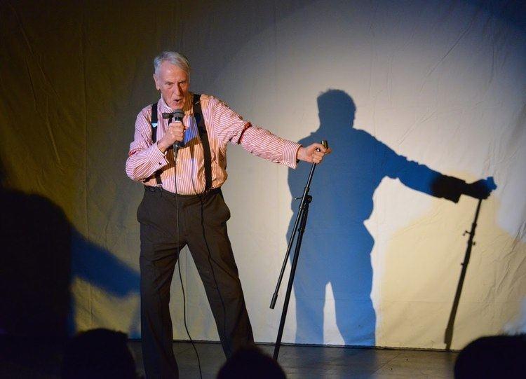 Robert Patrick (playwright) Robert Patrick Playwright sings Certain Blonds HomoHarvest 2014
