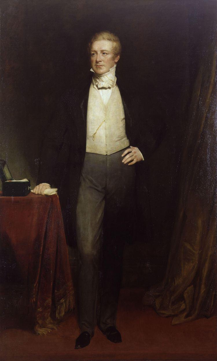 Robert Peel FileSir Robert Peel 2nd Bt by Henry William Pickersgill