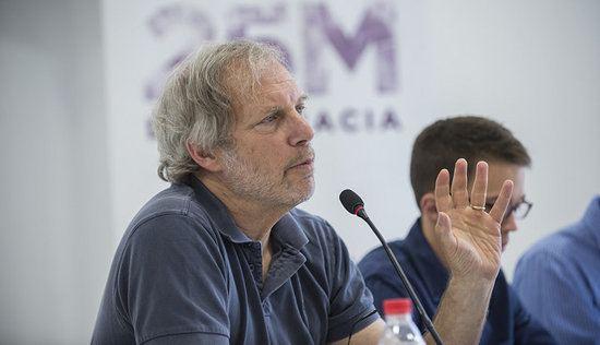 Robert Pollin Podemos propone un plan para cambiar el modelo energtico