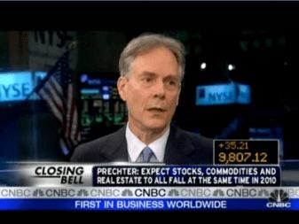 Robert Prechter Its Official Robert Prechter Has Gotten This Market 100 Wrong