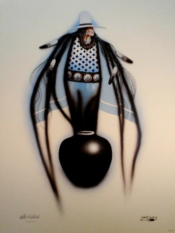 Robert Redbird The Peyote Chief Native Arts of America Inc