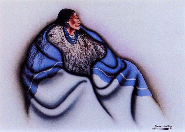 Robert Redbird The Kiowa Matriarch Native Arts of America Inc