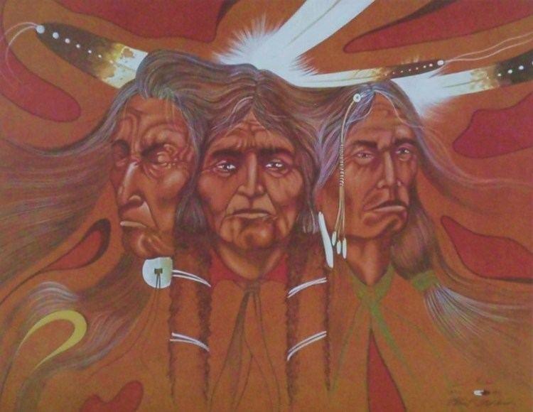 Robert Redbird Peyote Chiefs Native Arts of America Inc