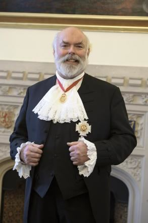 Robert Rogers, Baron Lisvane -...