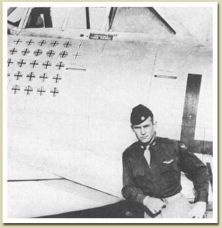 Robert S. Johnson wwwwarbirdsresourcegrouporg USAAF Resource Center