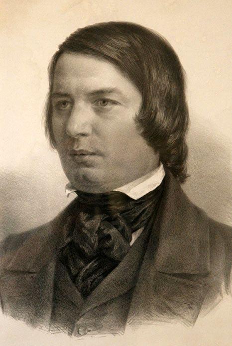 Robert Schumann FilePortrait of Robert Schumannjpg Wikimedia Commons
