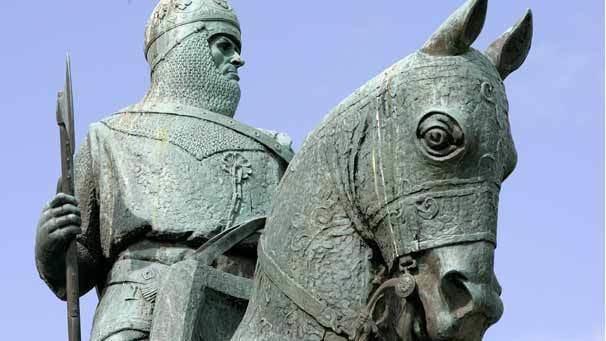 Robert the Bruce BBC Scotland39s History Robert the Bruce King of Scots