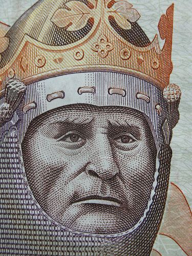 Robert the Bruce The one page fable of The Knights Templar at Bannockburn