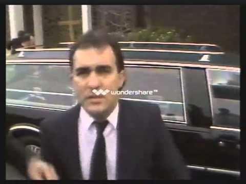 Robert Trimbole Max Uechtritz at Trimbole Funeral YouTube