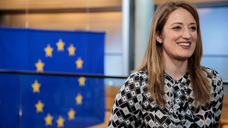 Roberta Metsola Roberta Metsola wins prestigious MEP of the Year award Roberta