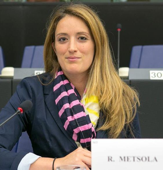 Roberta Metsola Meeting with MEP Roberta Metsola Malta Humanist Association
