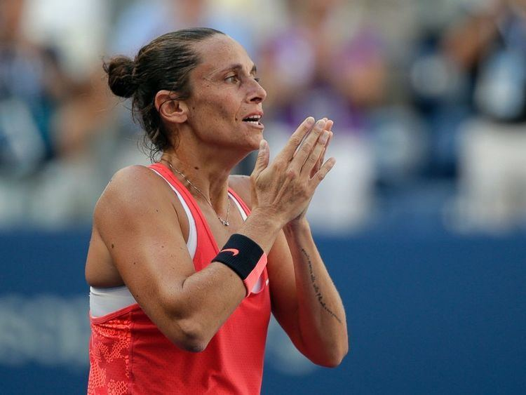 Roberta Vinci Serena Williams Says US Open Opponent Roberta Vinci Played Out of