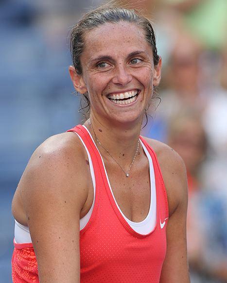 Roberta Vinci Us Open Pennetta show batte la Halep Tennis and Flavia pennetta