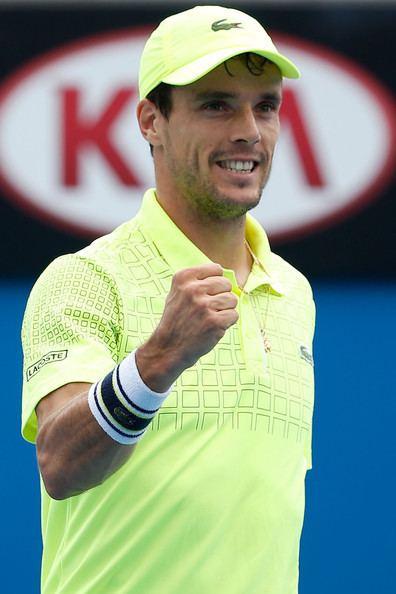 Roberto Bautista Agut Roberto Bautista Agut Pictures 2014 Australian Open