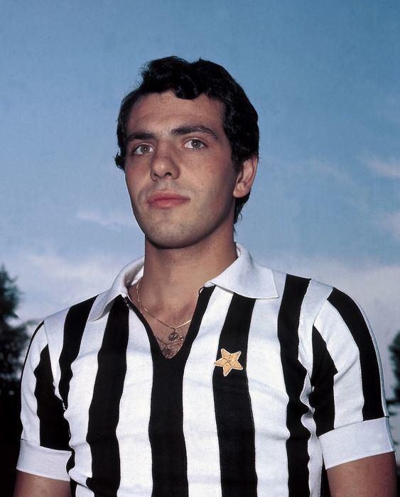 Roberto Bettega Roberto Bettega Juventus Turin 1970 Football Pinterest
