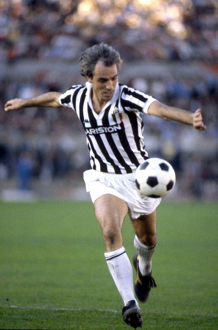 Roberto Bettega Roberto Bettega Juventus Turin Fuball Soccer