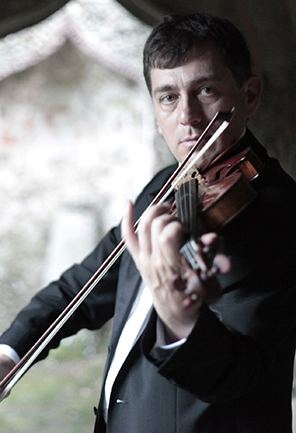 Roberto Cani Roberto Cani violin Pittance Chamber Music