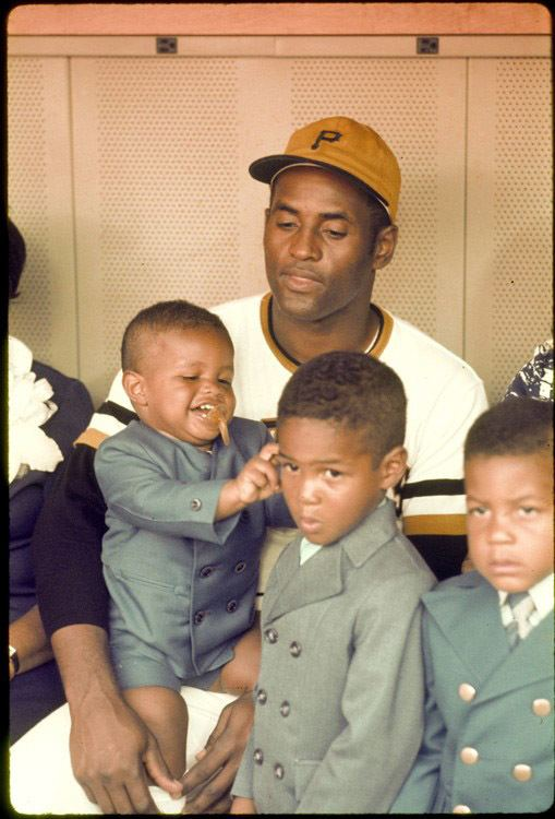 Roberto Clemente Jr. Roberto Clemente Jr remembers his dad the baseball legend