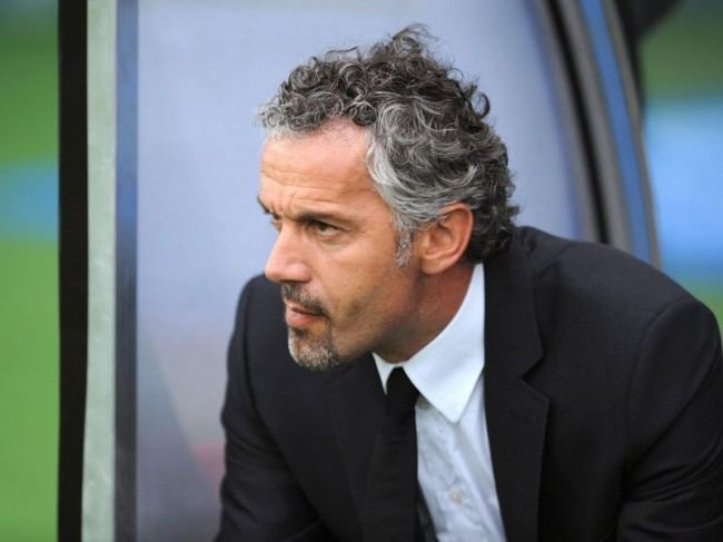 Roberto Donadoni Sempreinter Donadoni quotAn unfair result The refereequot