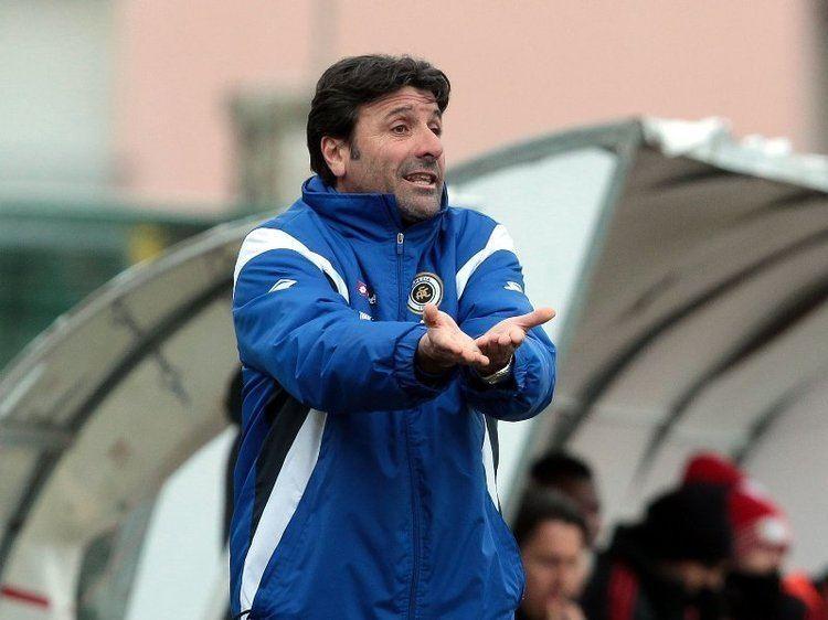 Roberto Maltagliati Davide Cei non pi l39allenatore dello Spezia Primavera