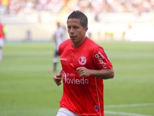 Roberto Merino Merino se encuentra en Colombia para jugar en el Tolima
