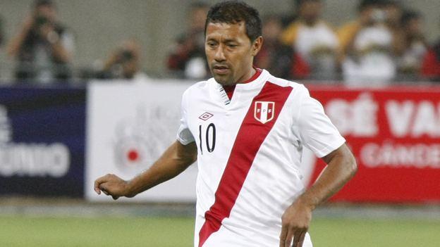 Roberto Palacios Seleccin Peruana Roberto Palacios realiz un anlisis