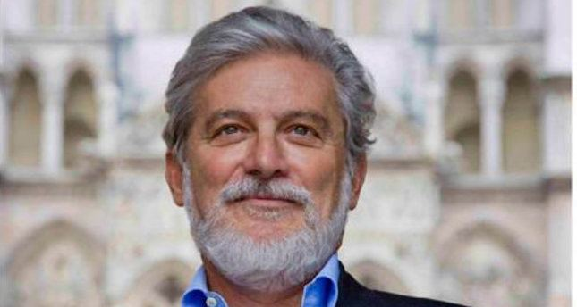 Roberto Pazzi Famous Italian author and poet to meet Turkish fans
