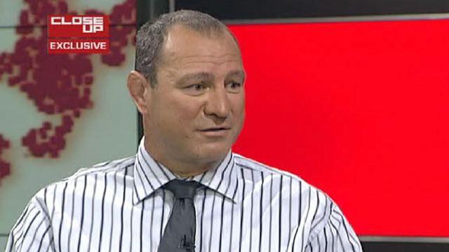 Robin Brooke Robin Brooke apologisies for Fiji actions Stuffconz