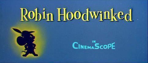 Robin Hoodwinked movie poster