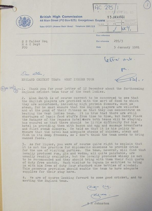 The Robin Jackman affair apartheid and international cricket