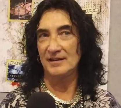 Robin McAuley ROBIN MCAULEY Explains Absence From MICHAEL SCHENKER Tour