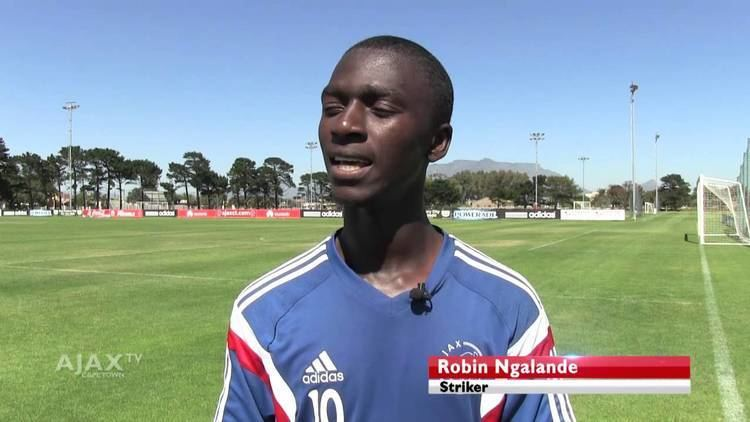 Robin Ngalande Robin Ngalande His Quest To Starting For Ajax YouTube