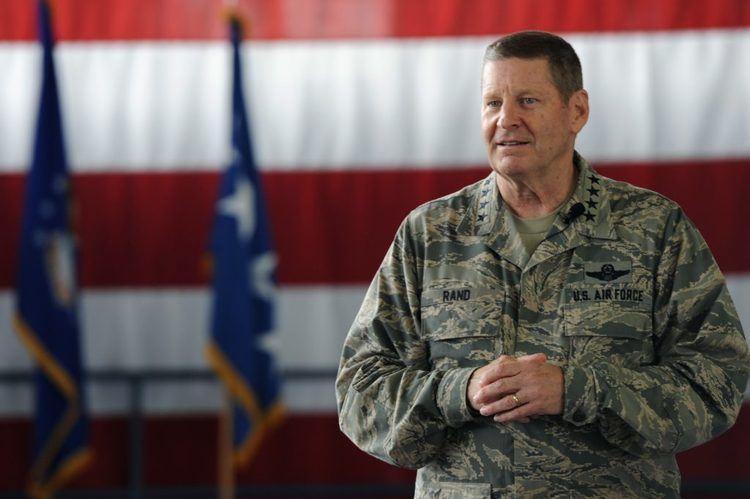 Robin Rand Gen Robin Rand Breaking Defense Defense industry news analysis