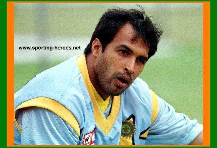 Robin Singh (Cricketer)