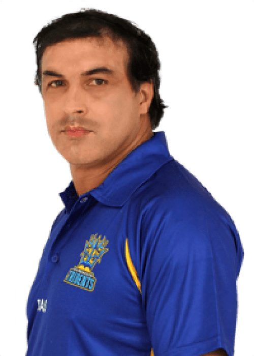Robin Singh (cricketer) Robin Singh CPLT20 Barbados Tridents Cricket Team Coach