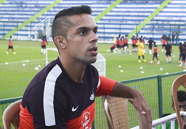 Robin Singh (footballer) Robin Singh We will try to score as many goals as