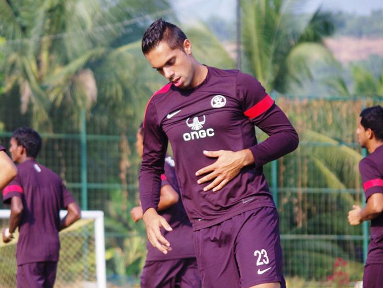 Robin Singh (footballer) Top 5 Indian names missing from the ISL Robin Singh