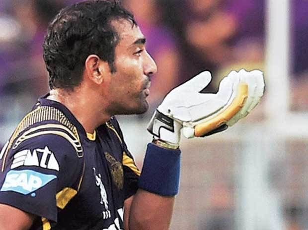 Reconstructing Robin Uthappa Business Standard News