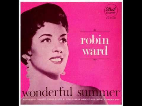 Robin Ward (singer) Robin Ward Jackie Ward Wonderful Summer pitch corrected YouTube