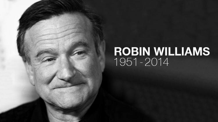Robin Williams Actorcomedian Robin Williams found dead in Marin County