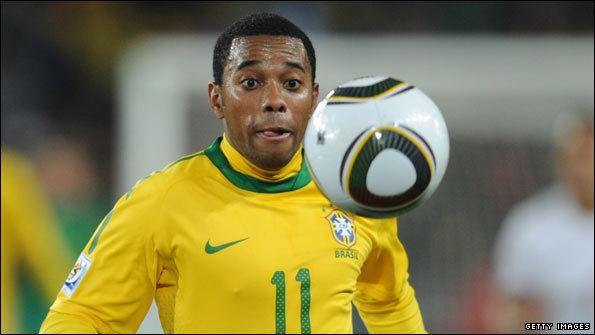 Robinho BBC Paul Fletcher Released Robinho vital for Brazil
