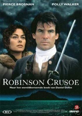 Robinson Crusoe (1997 film) Robinson Crusoe 1997 REGION 2 PAL Dutch Import Amazoncouk Pierce