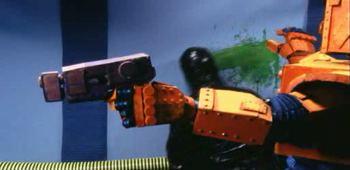Robot Bastard! FilmBizarrocom From extreme underground horror reviews to