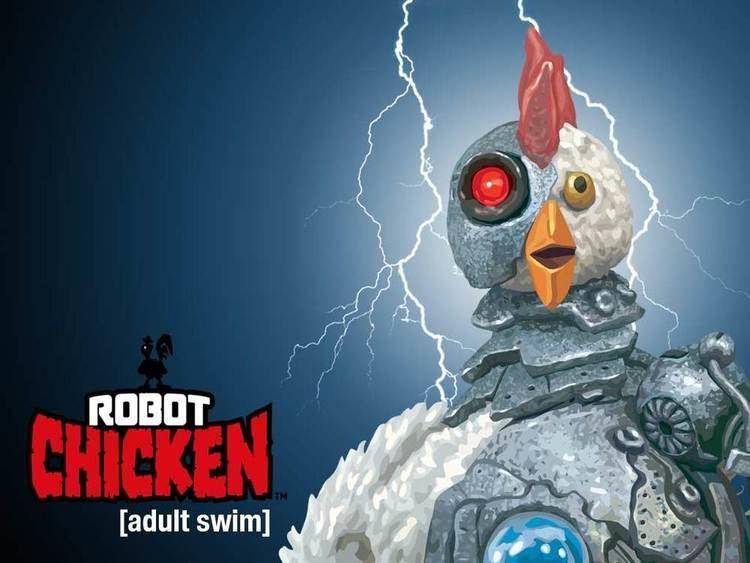 Robot Chicken Robot Chicken Genius