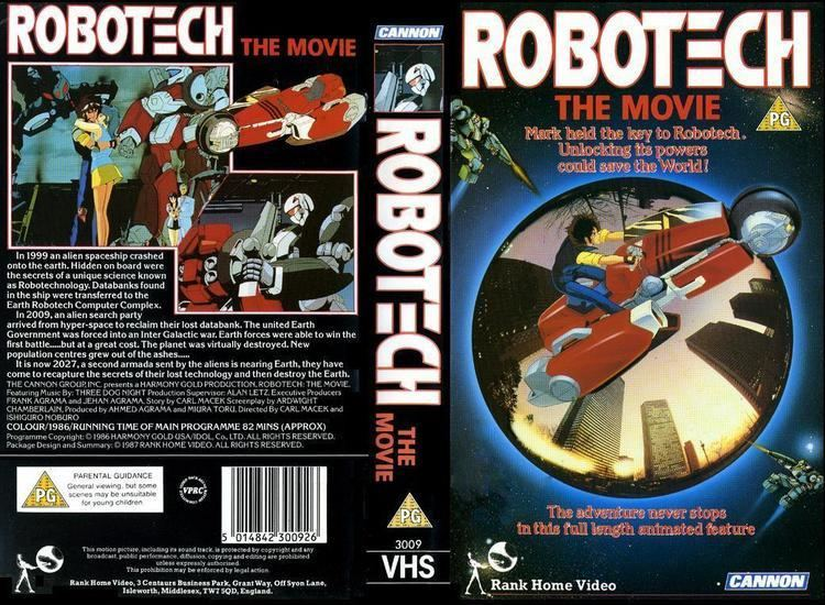 Robotech: The Movie The Land of Obscusion Home of the Obscure Forgotten Robotech the