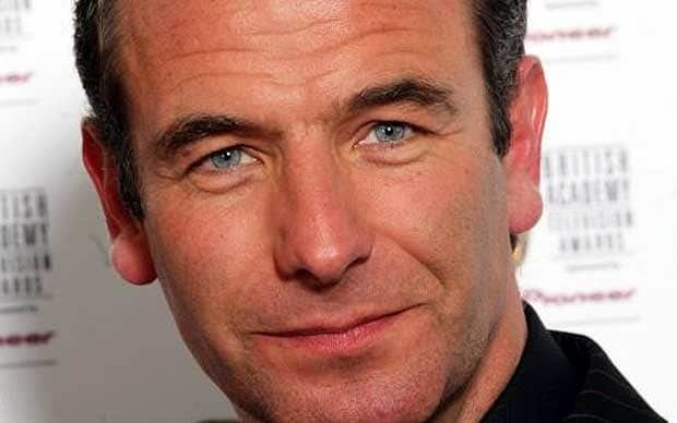 Robson Green Robson Green 39The harder I work the luckier I get